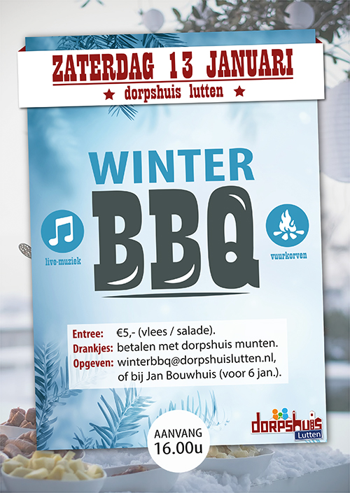 Winter bbq dorpshuis lutten site
