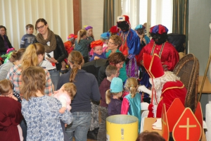 19 november 2016 Sinterklaas
