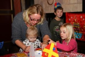 1 december 2017 Pietenklusmiddag in de Olde Stee