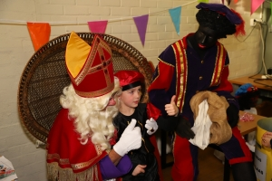 25 november 2017 - Sinterklaasfeest in de Rank
