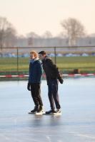 26 januari 2017 Ijspret op de ijsbaan