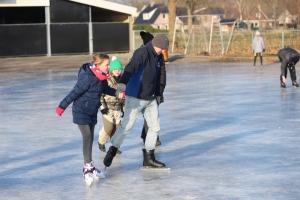 2 maart 2018 Middag op de ijsbaan